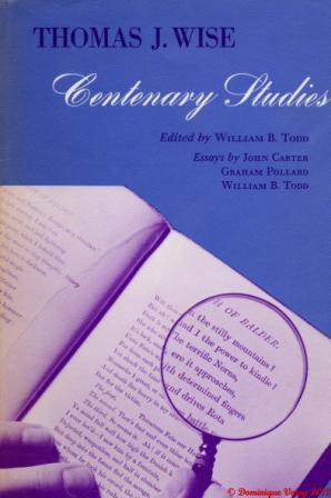 William morris centenary essays